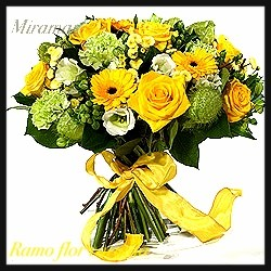 Ramo flor variada Ra. 6)