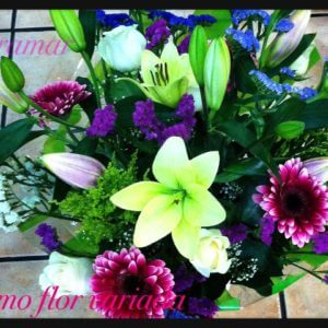 Ramo flor variada Ra. 8