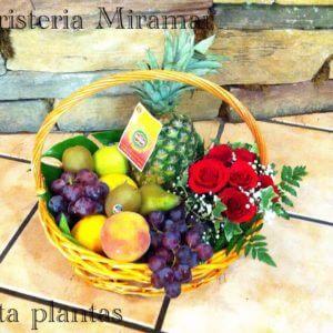 Cesta frutas Ce. 5